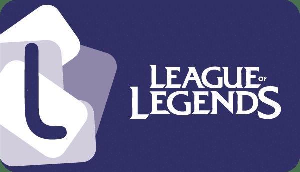 Utilisez vos bitcoins pour acheter votre carte cadeau League Of Legends !