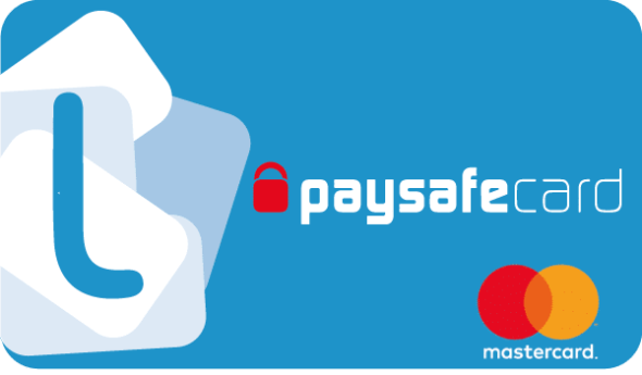Use your bitcoins on Paysafe card